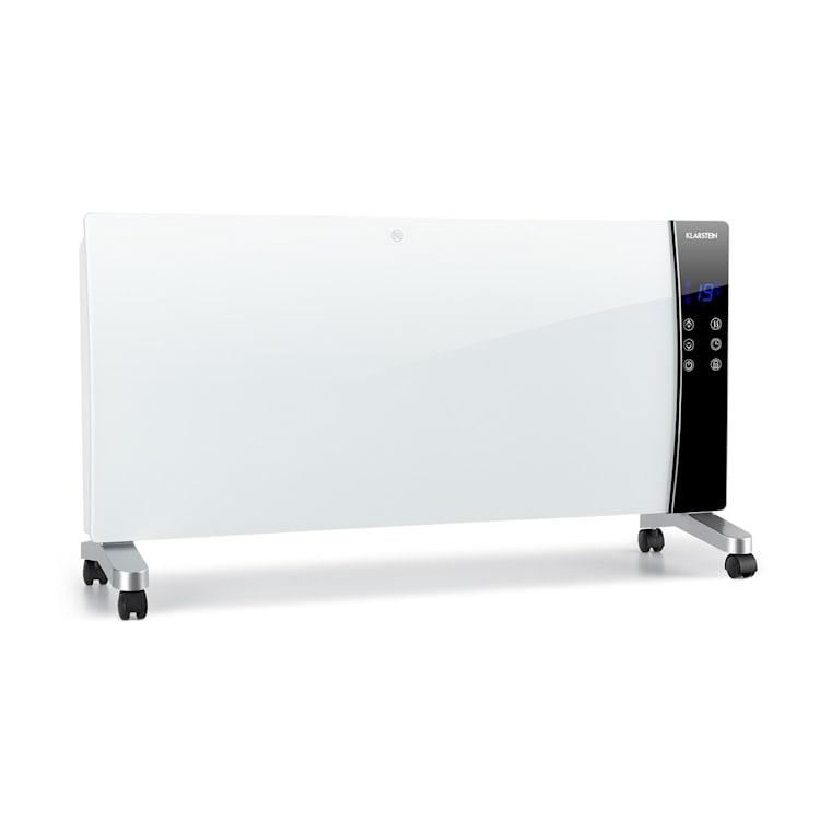 Lindholm Konvektionsheizgerät Thermostat Timer 2000W Weiß