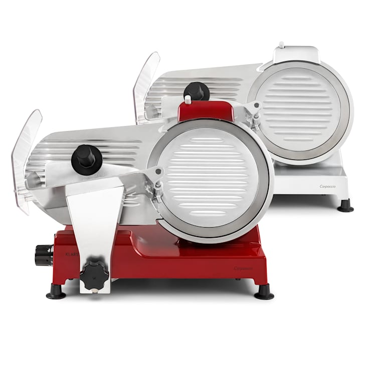 Carpaccio Ersatzklinge für Schneidemaschine Zubehör Ø250mm  Edelstahl