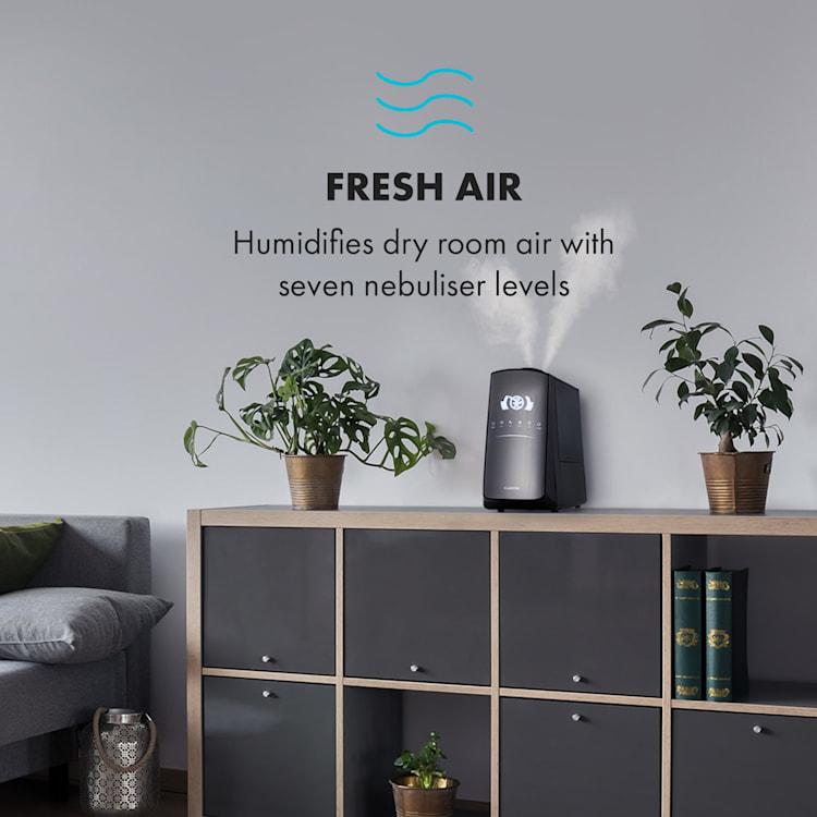 VapoAir Opal Smart, vlažilec zraka, nadzor aplikacije, LED zaslon, daljinski upravljalnik Z WiFi