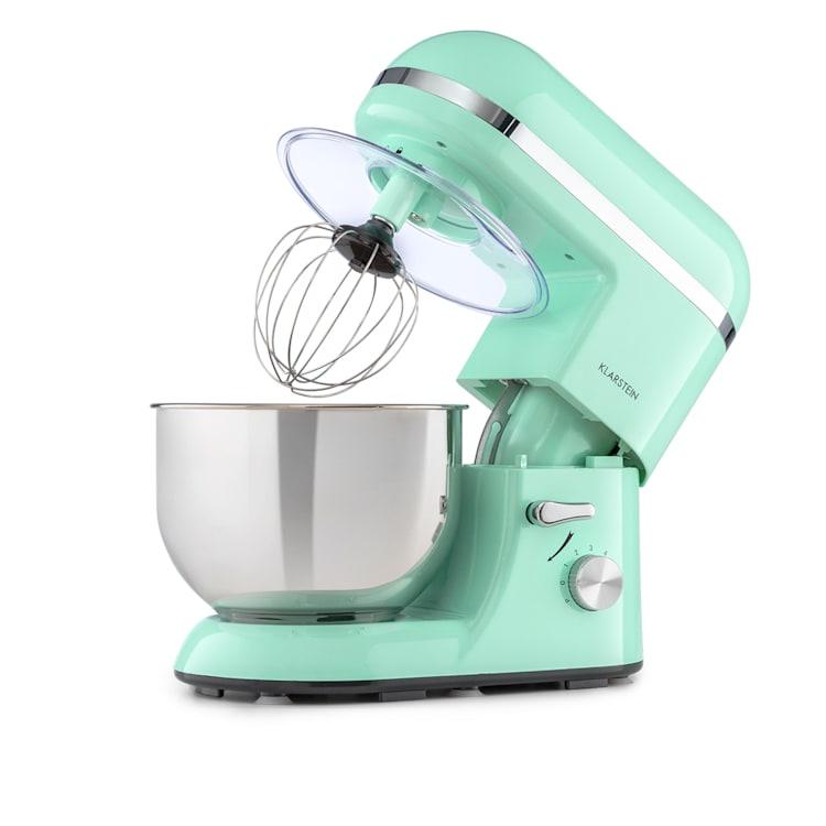 Bella Elegance, robot kuchenny, 1300 W, 1,7 KM, 6 stopni, 5 l Pastel Zielony
