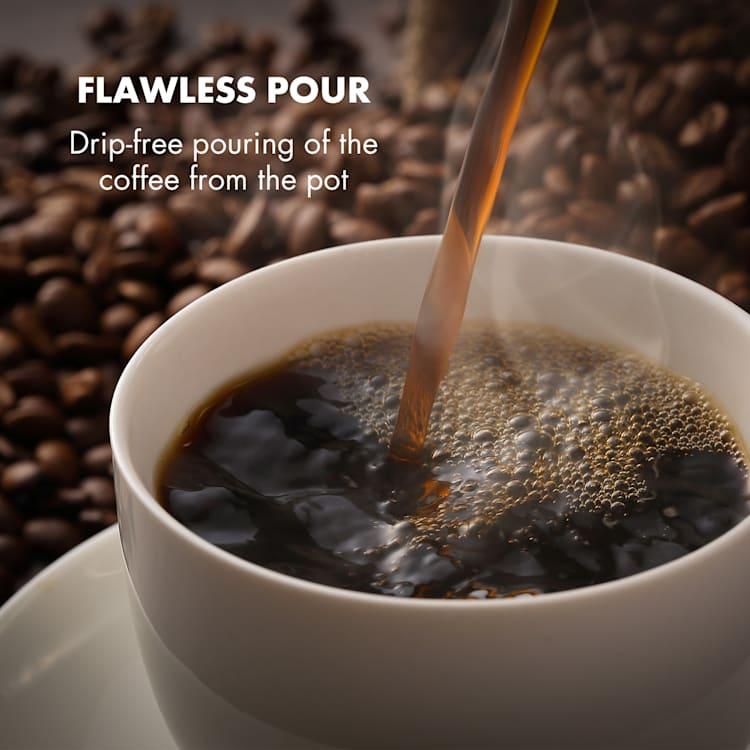 Kaffebryggare Arabica 800W EasyTouch Control