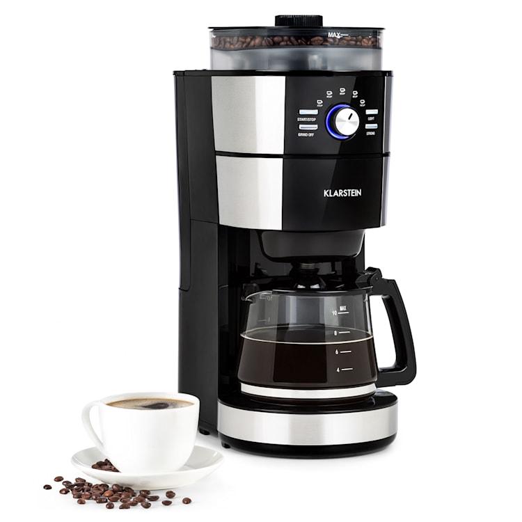 Grind & Brew, kávovar, 900-1000 W, 10 šálků, litrová nádrž, mlýnek