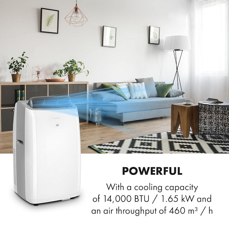 Grandbreeze Pro 14K Air Conditioner 3-in-1 460 m³/h 14,000 BTU/1.65 kW White