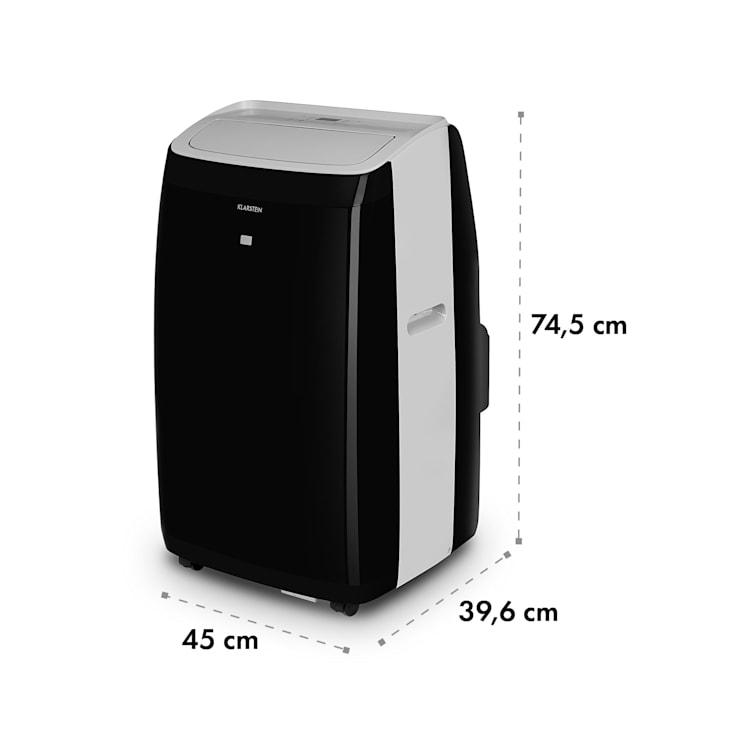 Grandbreeze Pro 14K, Air Conditioner, 3-in-1, 460 m³ / h, 14,000 BTU / 1.65 kW Black