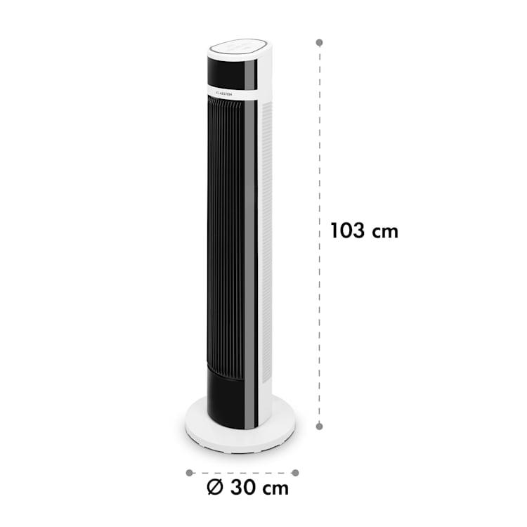 Icetower Smart, stĺpový ventilátor, 45 wattov, ovládanie cez aplikáciu