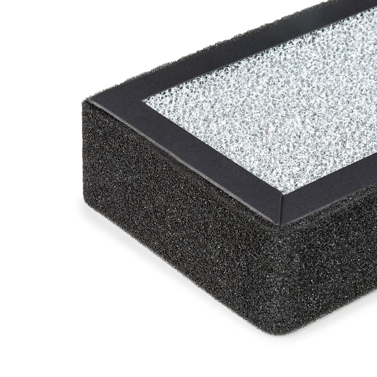 Tramontana, HEPA-vaihtosuodatin, HEPA 13 suodatin, erotusaste 99,95 %, 10 x 21 cm