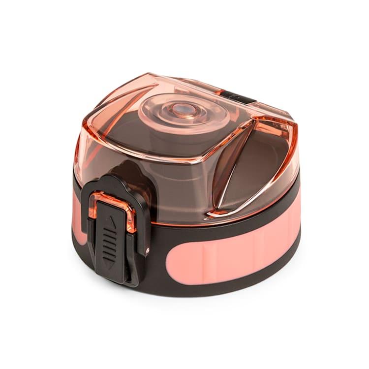 schmatzfatz couvercle de remplacement Hauteur : 4,5 cm Diamètre : 7 cm Sans BPA Corail