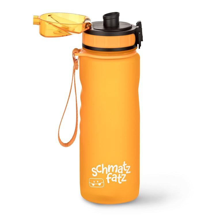 schmatzfatz couvercle de remplacement Hauteur : 4,5 cm Diamètre : 7 cm Sans BPA Orange
