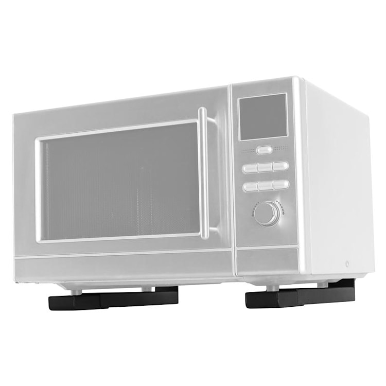 mikrohullámú sütő szett, 1 x Klarstein Luminance Prime mikrohullámú sütő 900 W + 1 x tartó konzollal | 28 Ltr