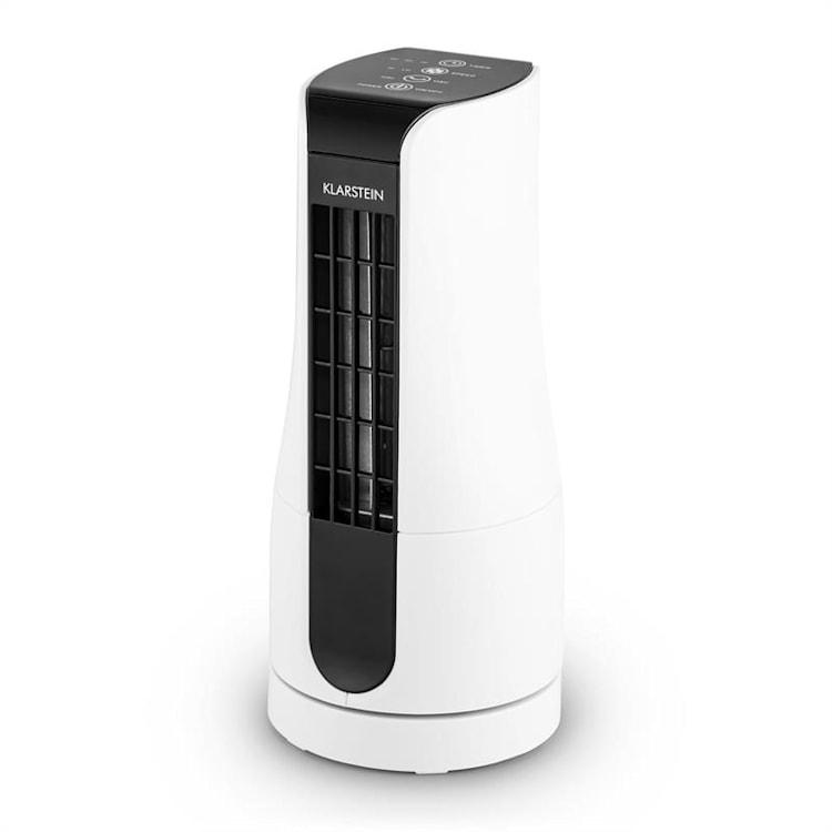 Klarstein Skyscraper Office torony ventilátor, asztali ventilátor, 16W, fehér