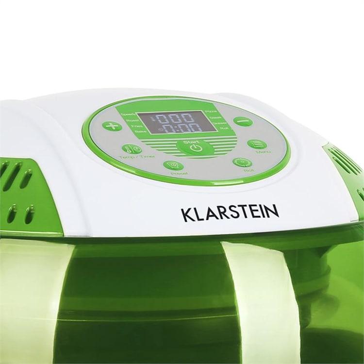 VitAir Groene Bundel Set | 1400W heteluchtfriteuse 9L | draaispiesrotor