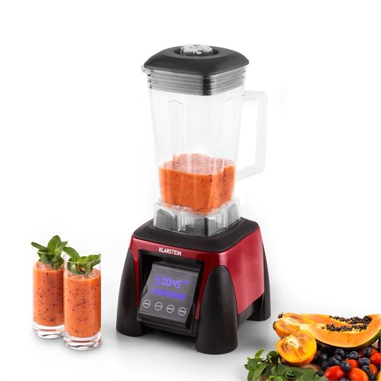 Set Mixeur sur pied 1800w sans BPA & déshydrateur alimentaire