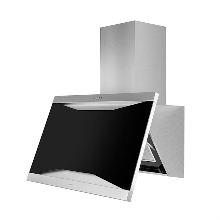 Masur, napa, komplet za recirkulacijo, prednja plošča s funkcijo table, 650 m³ / h, nerjaveče jeklo