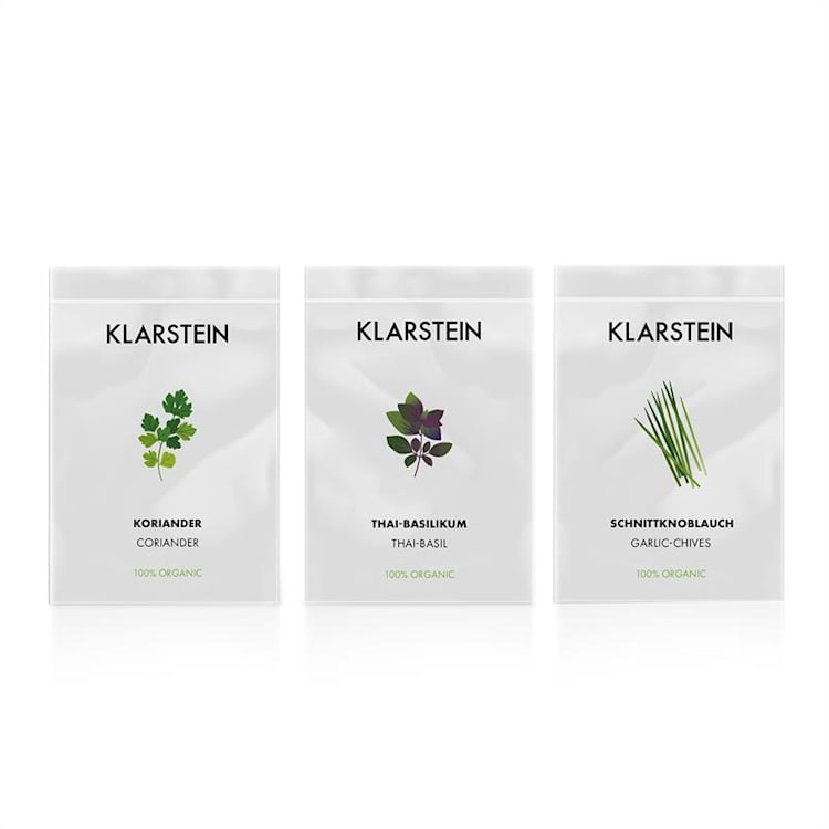 GrowIt Farm Kit de démarrage culture indoor Asie 28 plantes 48W 8L