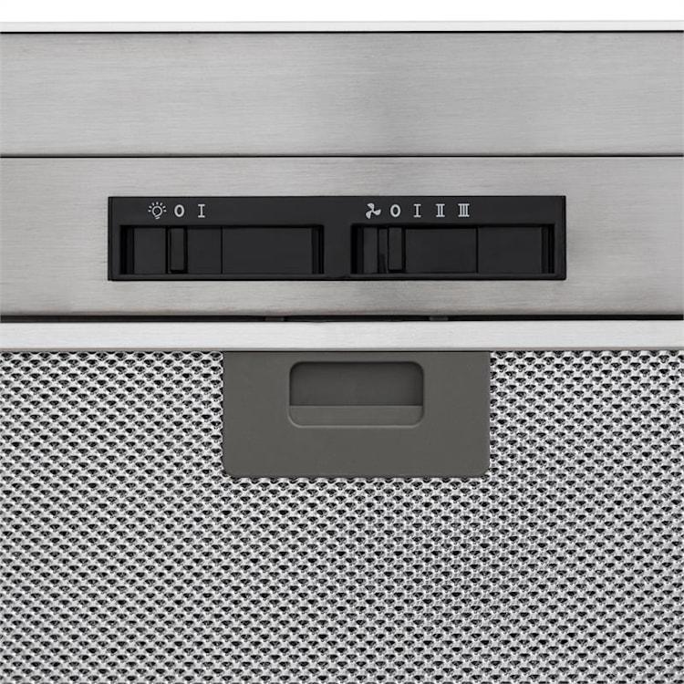 Kalahari Galina Built-In Set Oven + Cooker Hood Black Stainless Steel