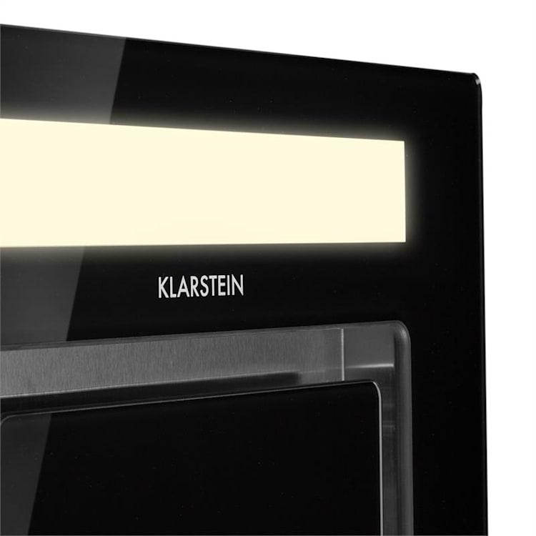 Gusteau Remy, beépíthető sütő szett, sütő+ beépíthető páraelszívó, rozsdamentes acél, fekete