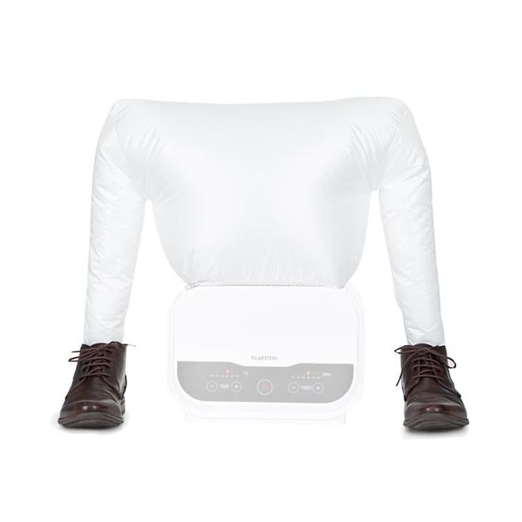ShirtButler Pro, automata ruhaszárító, ing, nadrág és cipő, 1200 W A nadrág felső részének és cipők szárítása