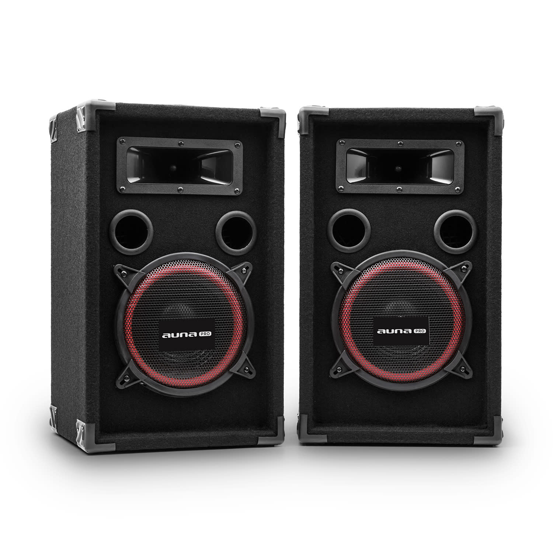 "Auna Pro PA-220-P 20cm 8"" 1000W"