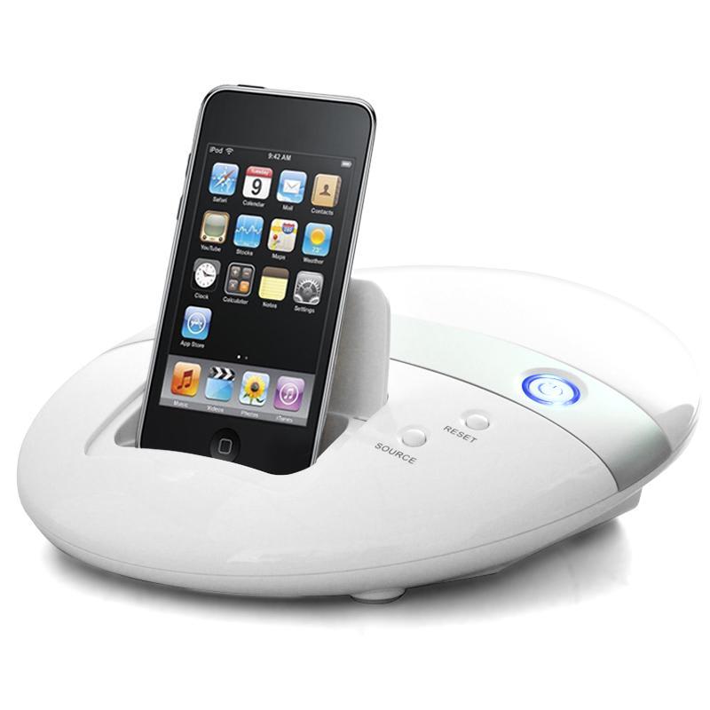 Elonex iGame V60, iPod dock a herní konzole, 10 her