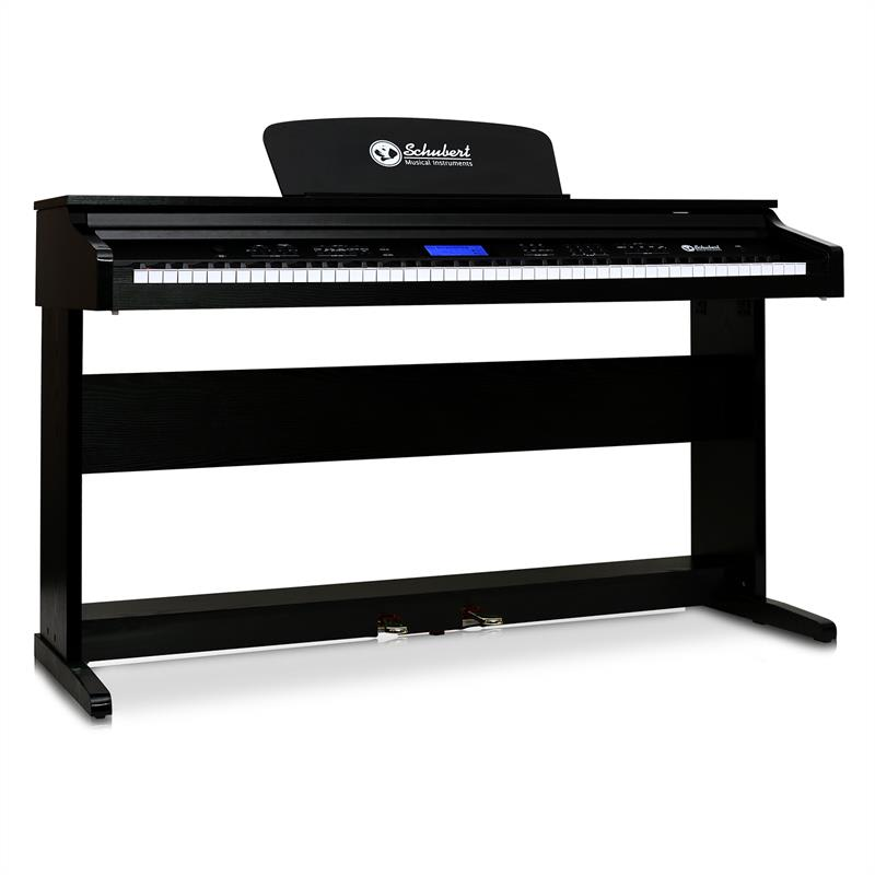 SCHUBERT Elektronický klavír Schubert Subi88P2, 88 kláves, MIDI,