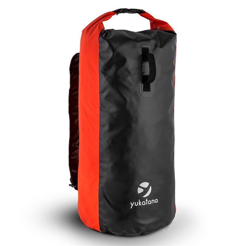 Yukatana Quintona 70R, 70 l, červený trekingový batoh odolný vůči vodě a větru