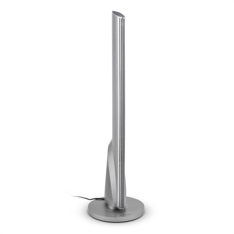 Klarstein Skyscraper Heat, 1600/2500 W, keramický věžový teplovzdušný ventilátor, oscilace, časovač