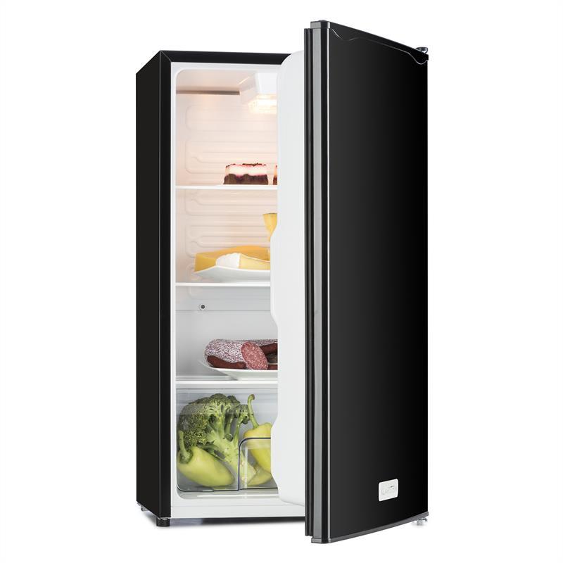 Klarstein Beerkeeper chladnička, 92l, energetická trieda A+, 3 úrovne, čierna