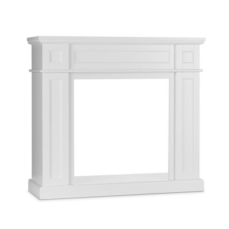 Klarstein Lausanne Frame, krbová konstrukce, rám, MDF, klasický design, bílá