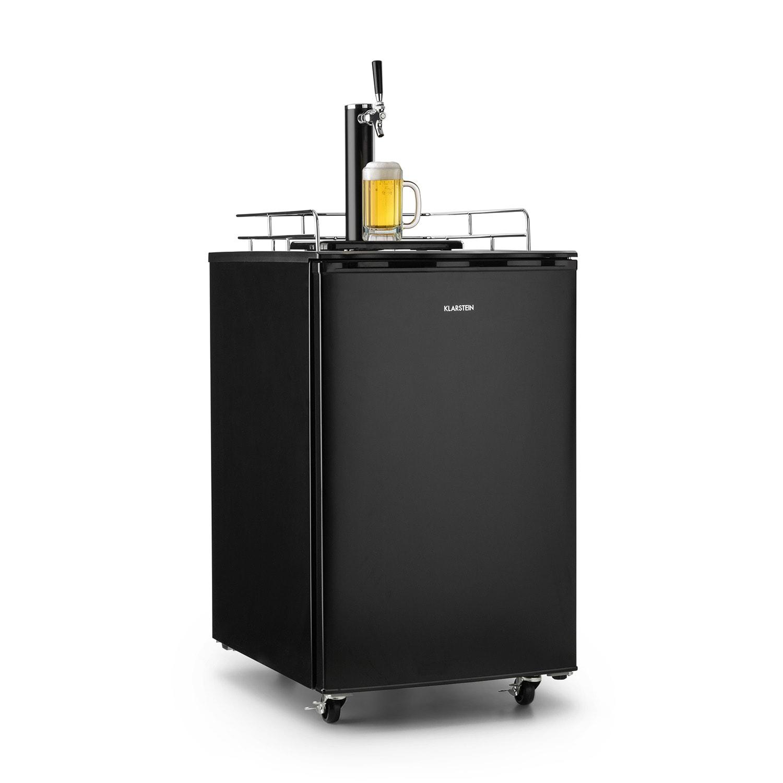 Klarstein Big Spender Single, lednice na sud, sudy do 50 L