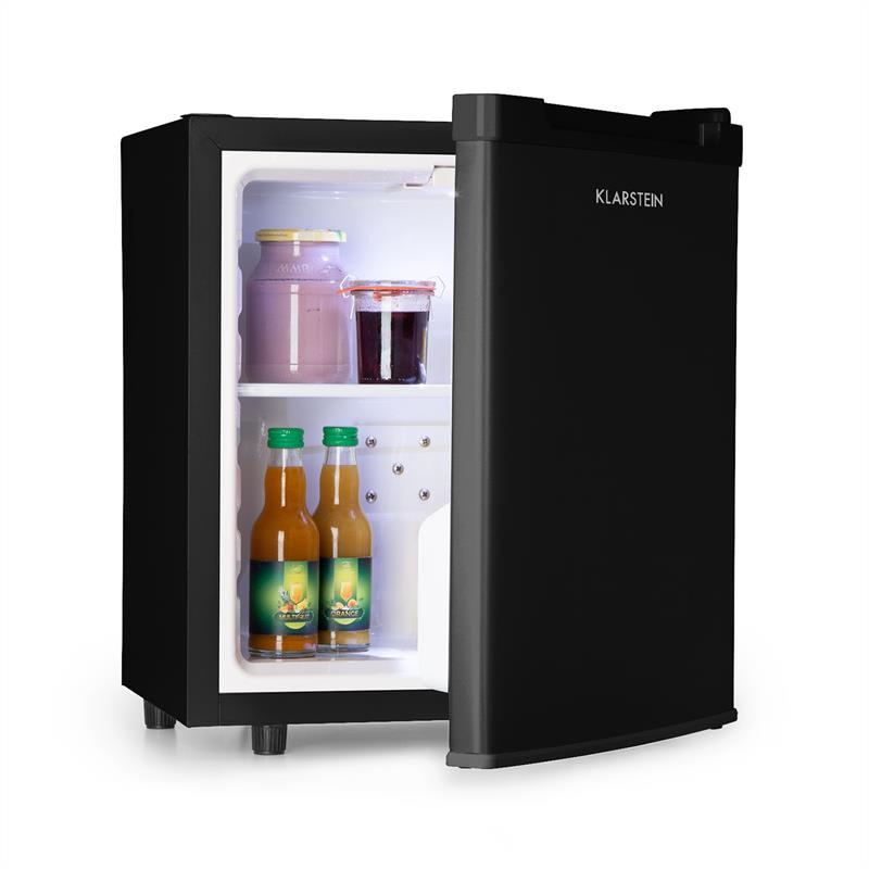 Klarstein Silent Cool, chladnička, 30 l, Arctic Fox Cooling, A+, černá (HEA6-SilentCool-BL)