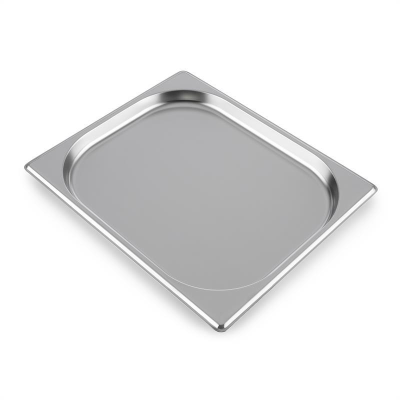 Klarstein GN nádoba, 1/2 gastro nádoba, příslušenství je grilu Steakreaktor Pro, ušlechtilá ocel
