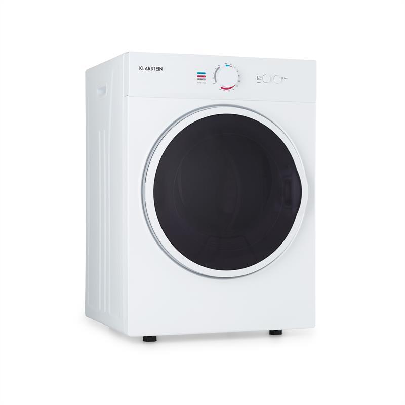 Klarstein Jet Set, sušička bielizne, sušička, 1020 W, energetická trieda C, 3 kg, 50 cm, biela