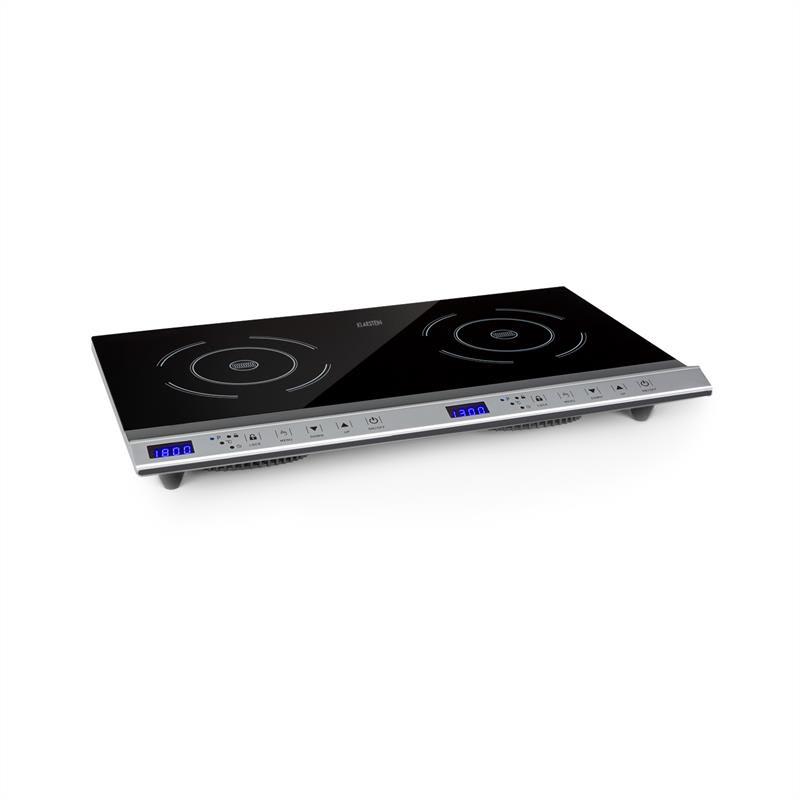 Levně Cucinata, indukční varná deska, 3100 W, 10 úrovní výkonu, 200 - 1300 W