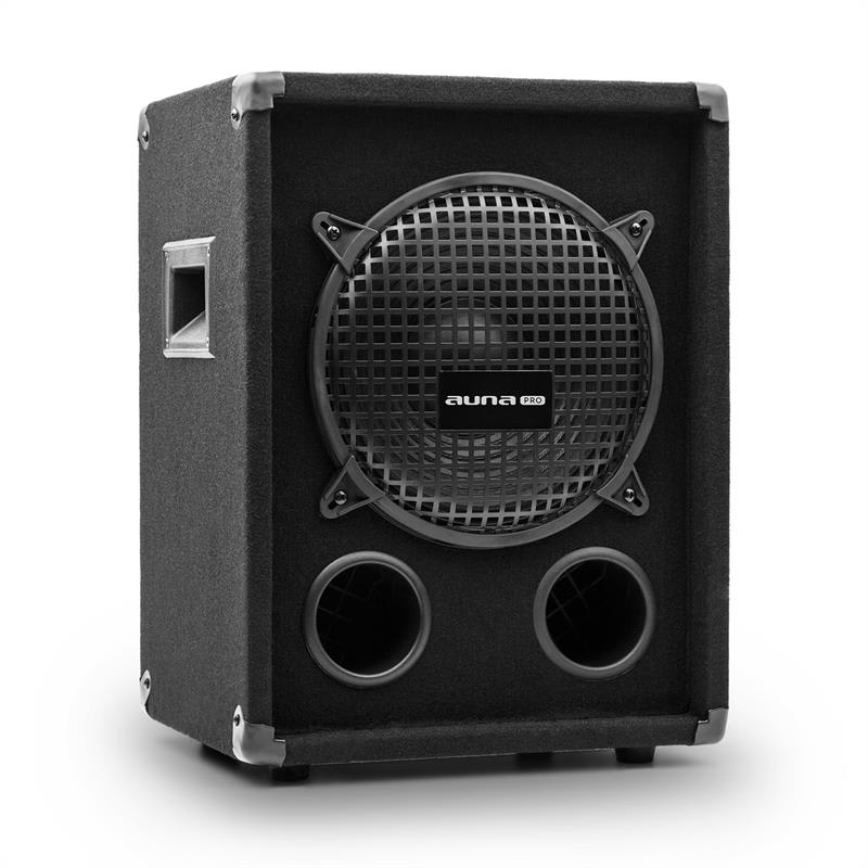 """Auna Pro PW-1010-SUB MKII, pasivní PA subwoofer, 10"""" subwoofer, 300 W RMS/600 W max."""