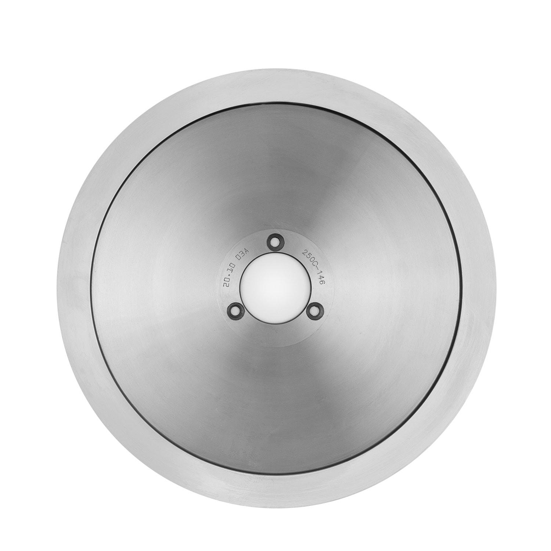Klarstein Carpaccio, náhradná čepeľ do krájača, príslušenstvo, Ø 250 mm, ušľachtilá oceľ