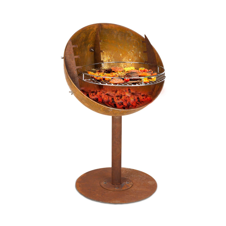 Blumfeldt Ignis, ohniště a gril, Ø 26 cm, ocel