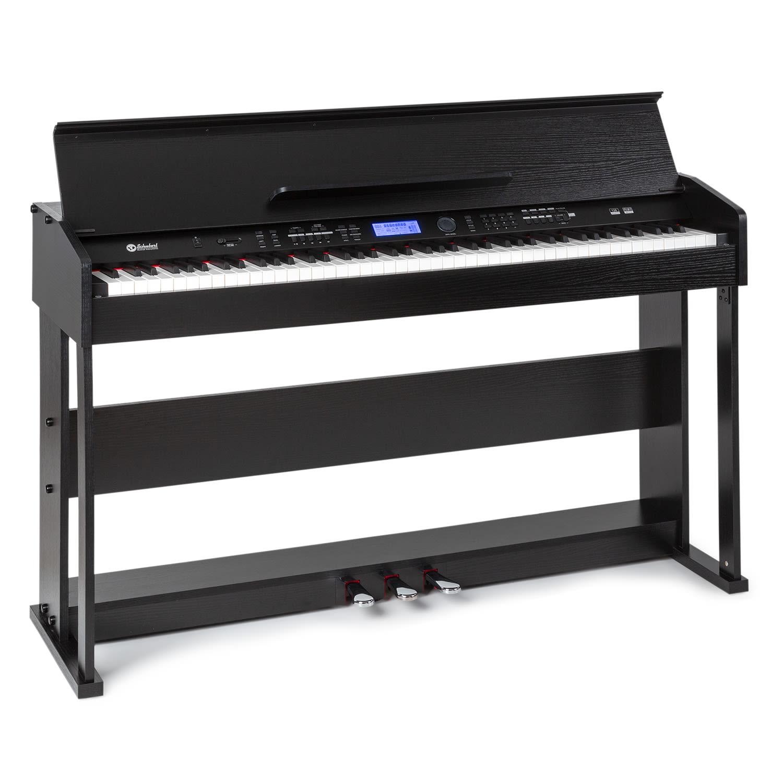 SCHUBERT Subi 88 Harmony, digi piano, 88 kláves, kladívková mechanika, 160 rytmů, 80 demo písní