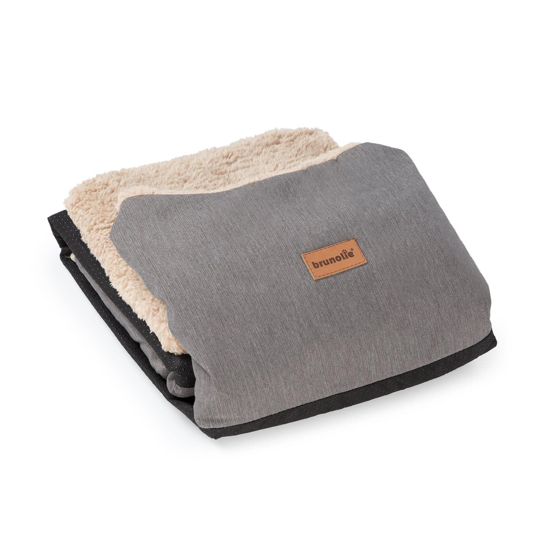 Brunolie Emma, pelíšek pro psa, náhradní potah, možnost praní, protiskluzový, prodyšný, velikost L (100 × 30 × 90 cm)