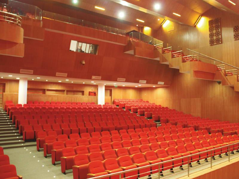 Light-up proyecto TEATRO REGIONAL DE RANCAGUA