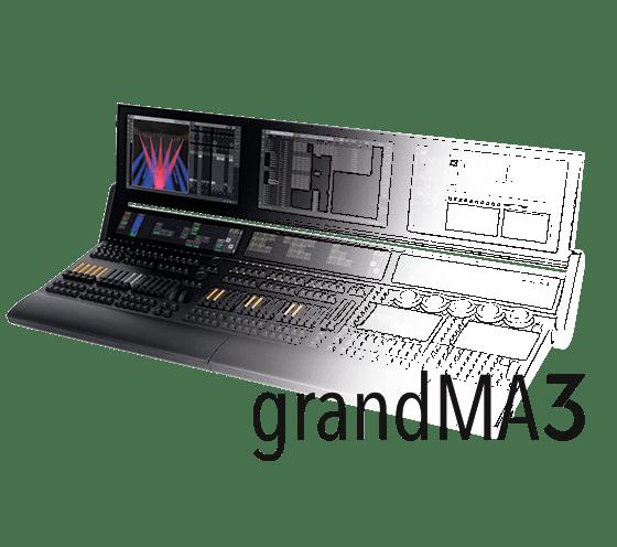 Light-Up GrandMA3