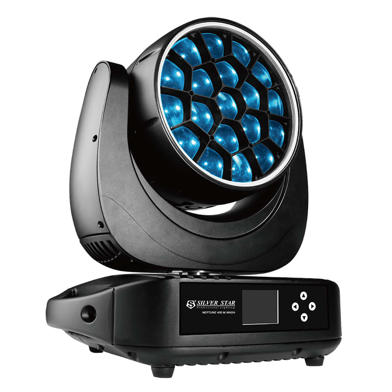 light-up-Cabeza Móvil LED - Neptune 400 Wash