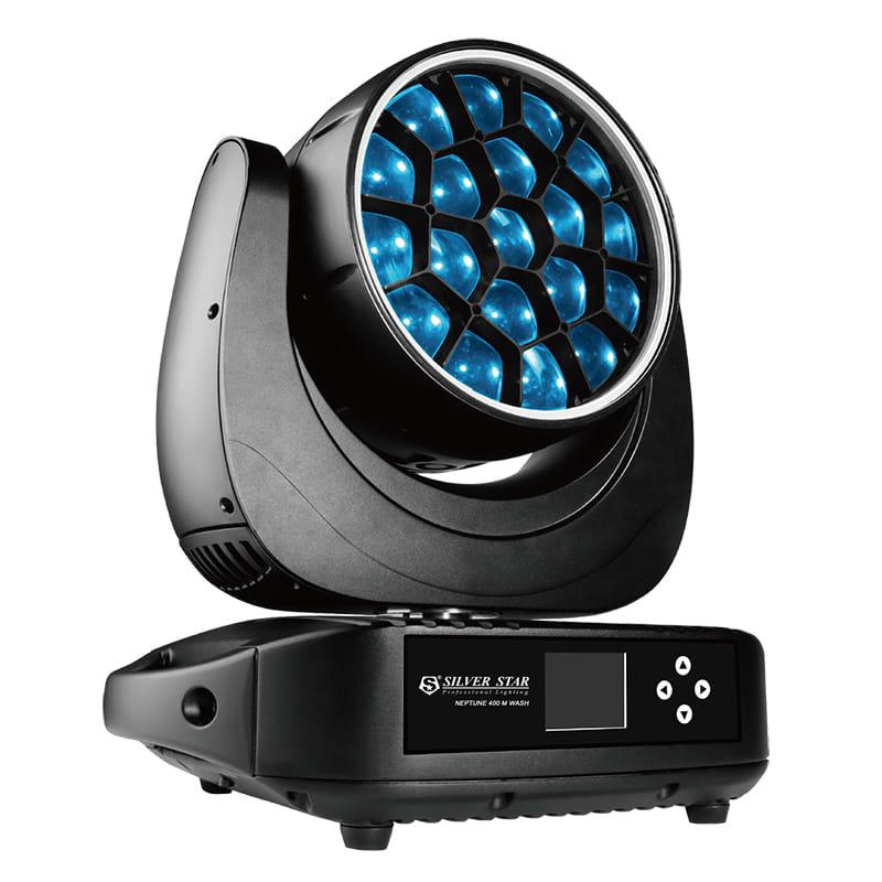 Cabeza Móvil LED - Neptune 400 Wash