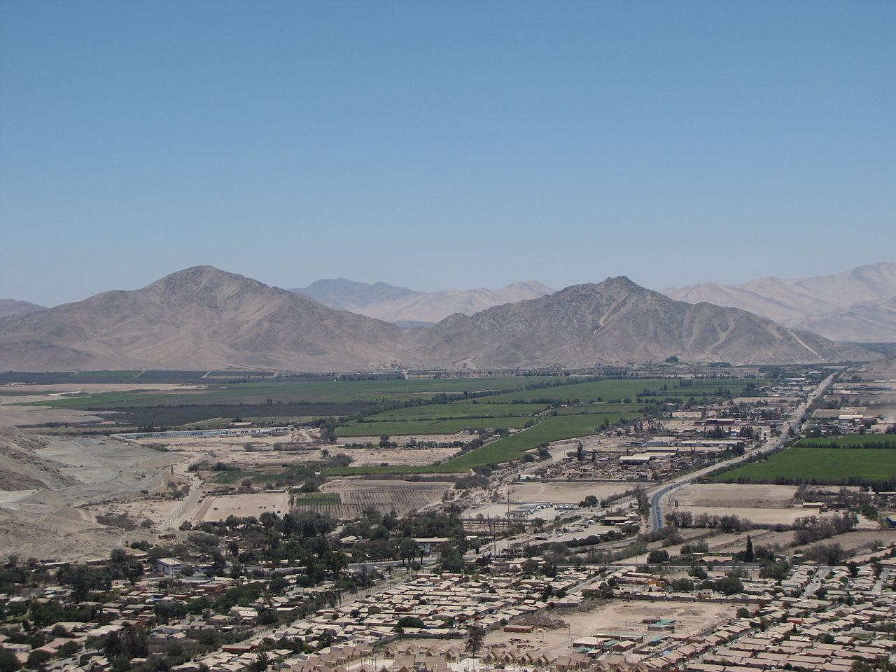 solar-power paneles solares en Atacama