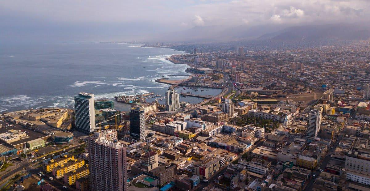 solar-power paneles solares en Antofagasta
