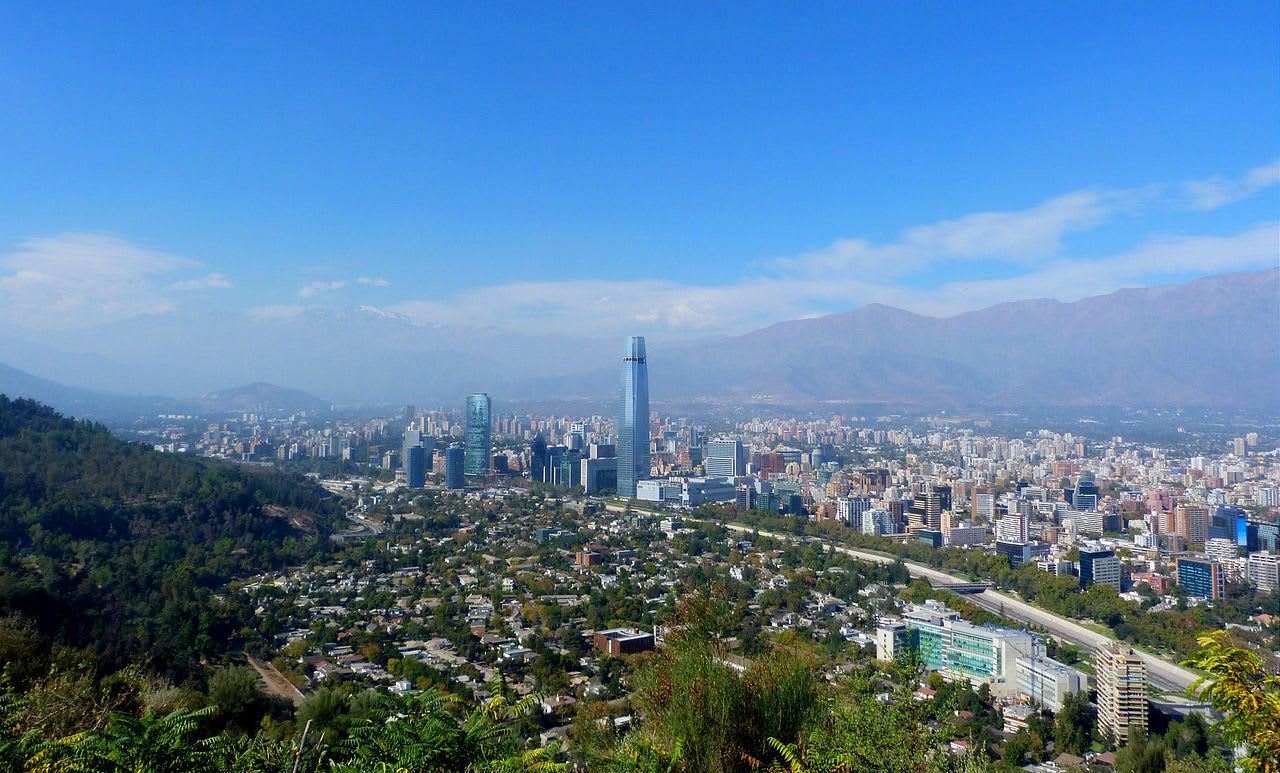 solar-power paneles solares en Metropolitana de Santiago