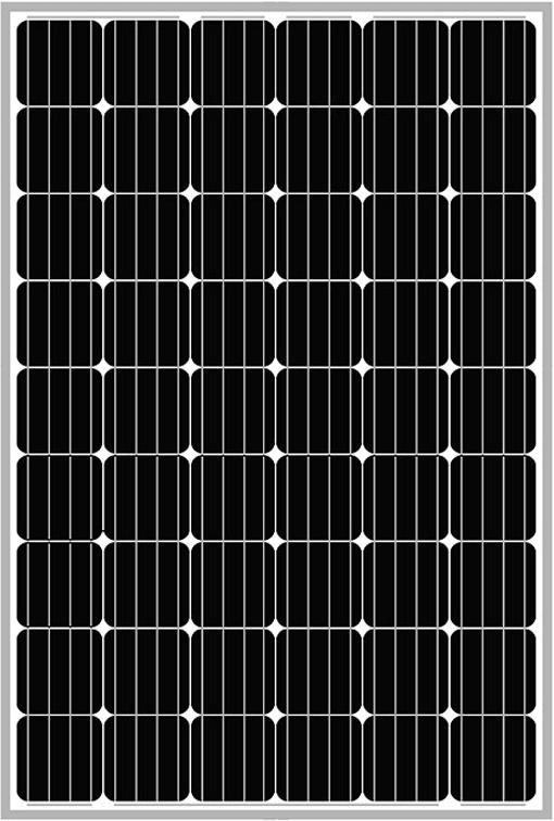 Solar-Power Paneles Solares Monocristalinos – Medium