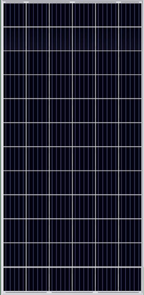Solar-Power Polycrystalline Solar Panels – Large