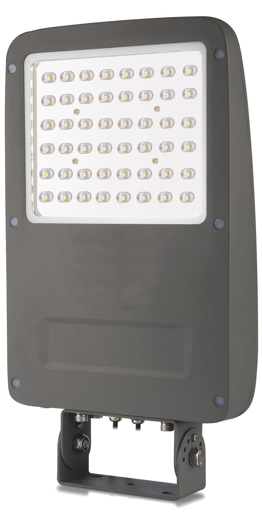 Solar-Power Centurion Solar Floodlight