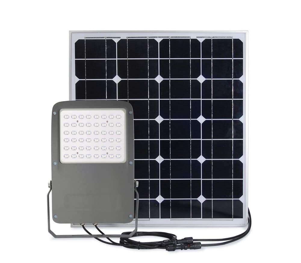 Centurion Solar Floodlight from solar-power