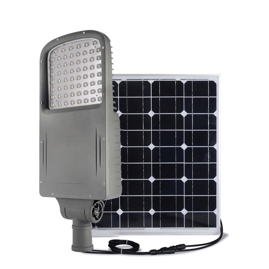 Solar-Power Luminaria Solar Panzer